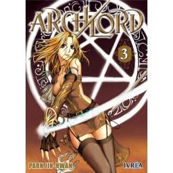 Manga, ARCHLORD, Tomo 3