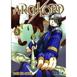 Manga, ARCHLORD, Tomo 5