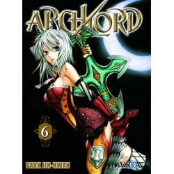 Manga, ARCHLORD, Tomo 6