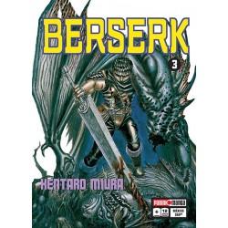 Manga, BERSERK, N.3