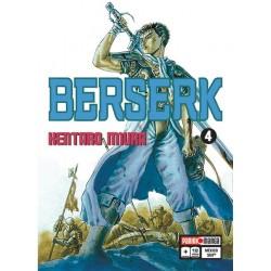 Manga, BERSERK, N.4