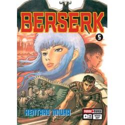 Manga, BERSERK, N.5