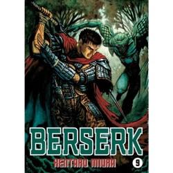 Manga, BERSERK, N.9