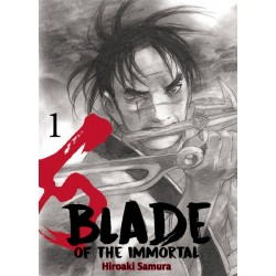 Manga, Blade of the Immortal, Tomo 1