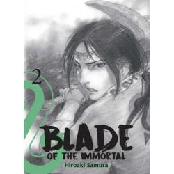 Manga, Blade of the Immortal, Tomo 2