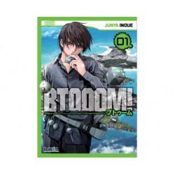 Manga, BTOOOM!, 1