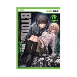 Manga, BTOOOM!, 3