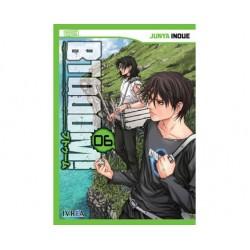 Manga, BTOOOM!, 6