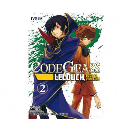 Manga, CODE GEASS: LELOUCH, 2