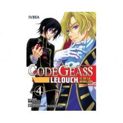 Manga, CODE GEASS: LELOUCH, 4
