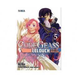 Manga, CODE GEASS: LELOUCH, 5