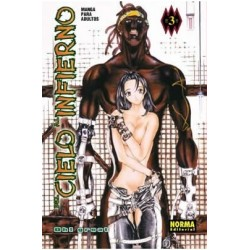 Manga, Del Cielo al Infierno, N.3