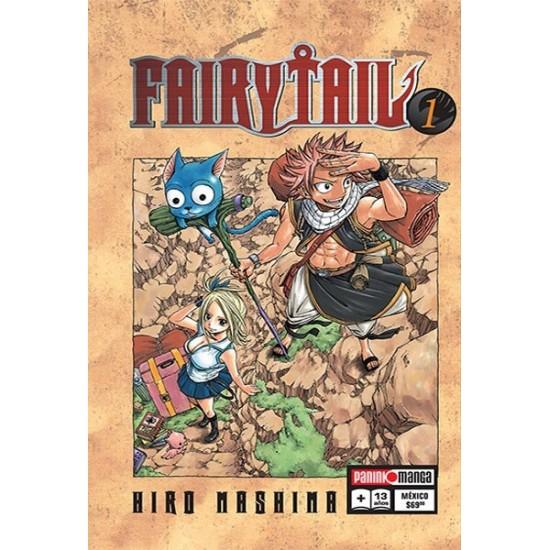 Manga, Fairy Tail, N.1