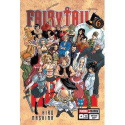 Manga, Fairy Tail, N.6