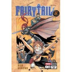 Manga, Fairy Tail, N.8