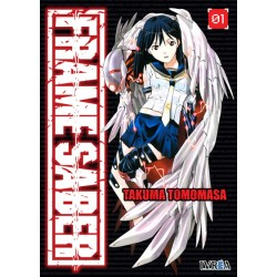 Manga, Frame Saber, 01