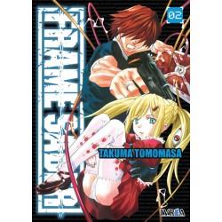 Manga, Frame Saber, 02