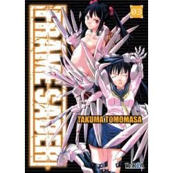 Manga, Frame Saber, 03