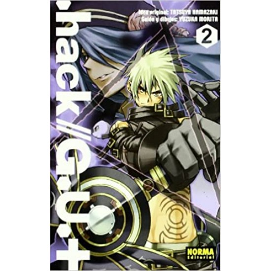 Manga, .HACK // G.U.+, 02