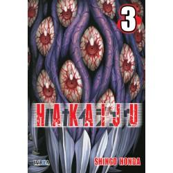 Manga, HAKAIJU, 3