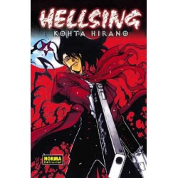 Manga, HELLSING, 04