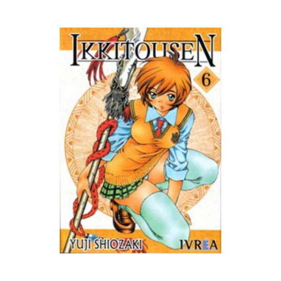 Manga, IKKITOUSEN, 06