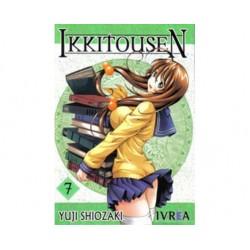 Manga, IKKITOUSEN, 07