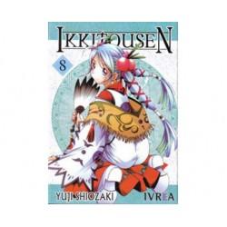 Manga, IKKITOUSEN, 08