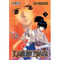 Manga, Kami no Nawa, 3