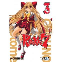 Manga, Koi Koi 7, N.3