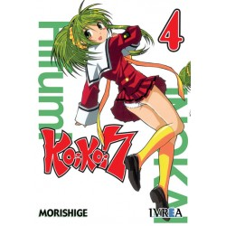 Manga, Koi Koi 7, N.4