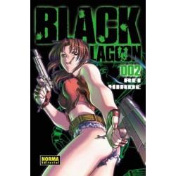 Manga, Black Lagoon, 02