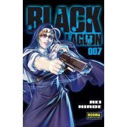 Manga, Black Lagoon, 07