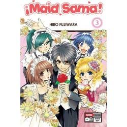 Manga, Maid-sama, N.3