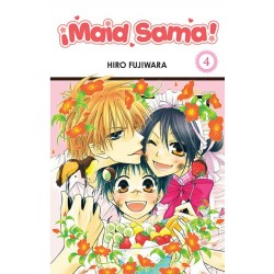 Manga, Maid-sama, N.4