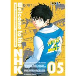 Manga, Welcome to the NHK, 5