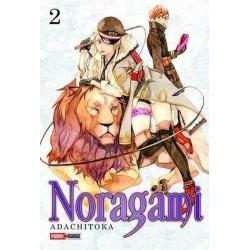 Manga, Noragami, N.2