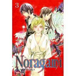 Manga, Noragami, N.3
