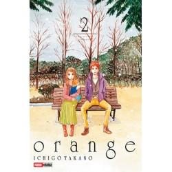 Manga, Orange, 2