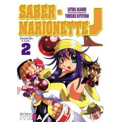 Manga, Saber Marionette J, 2
