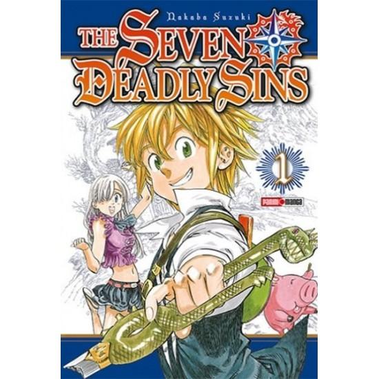 Manga, The Seven Deadly Sins, N.1