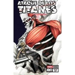 Manga, Ataque de los Titanes, N.3