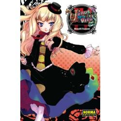 Manga, Venus versus Virus, 04