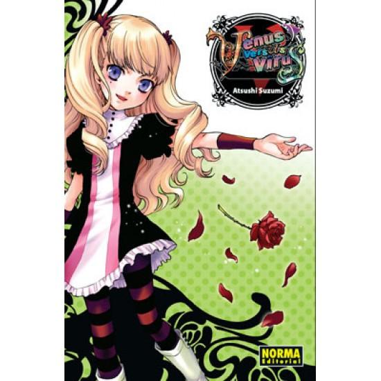 Manga, Venus versus Virus, 05