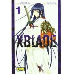 Manga, XBLADE, 01