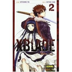 Manga, XBLADE, 02