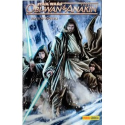 Comic, Star Wars: Obi-Wan & Anakin