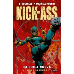 Comic, KICK-ASS, Tomo 2