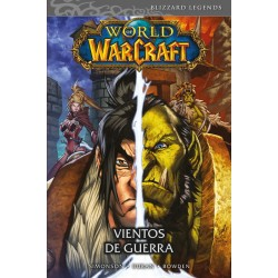 Comic, World of Warcraft 3: Vientos de Guerra