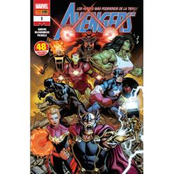 Comic, Avengers, N.1